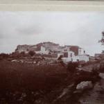 Vue de Combaillaux début 1900