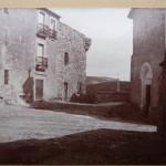 Place de l'église début 1900