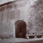 Place du portail début 1900